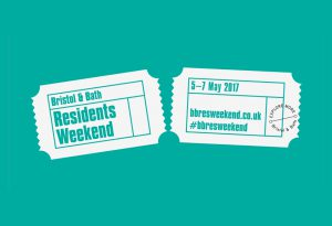 Bristol and Bath Residents Weekend, powered by Culture Hosts